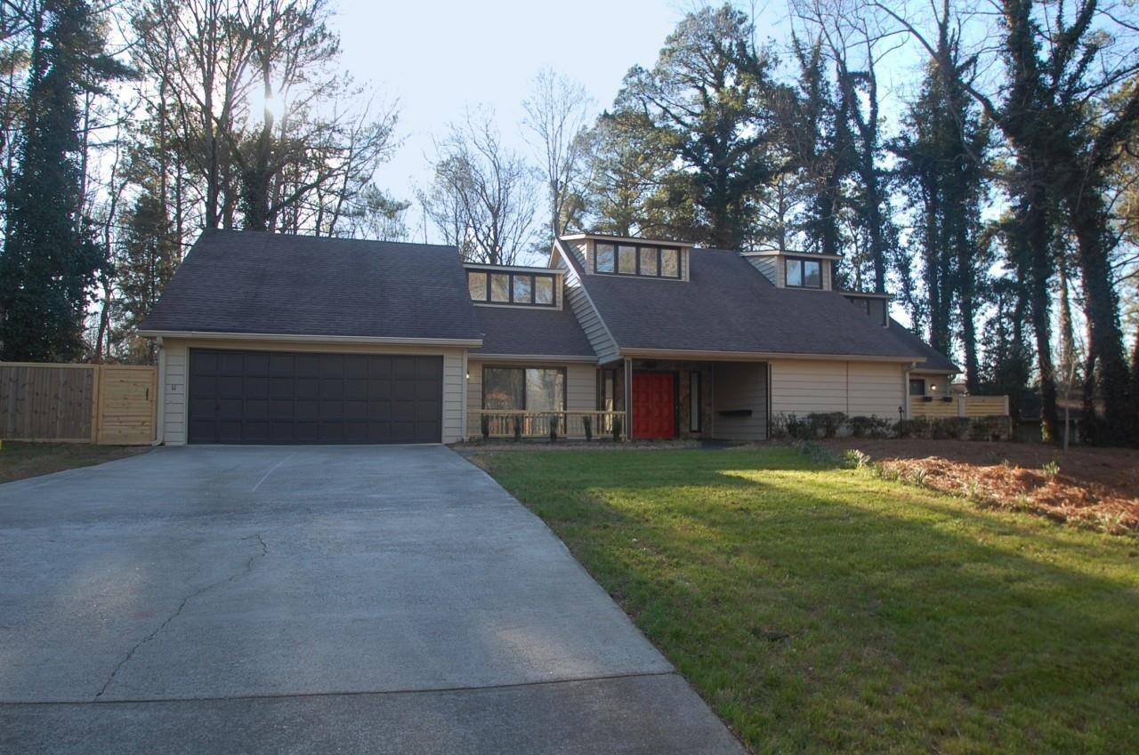 487 Greystone Trce, Marietta GA 30068