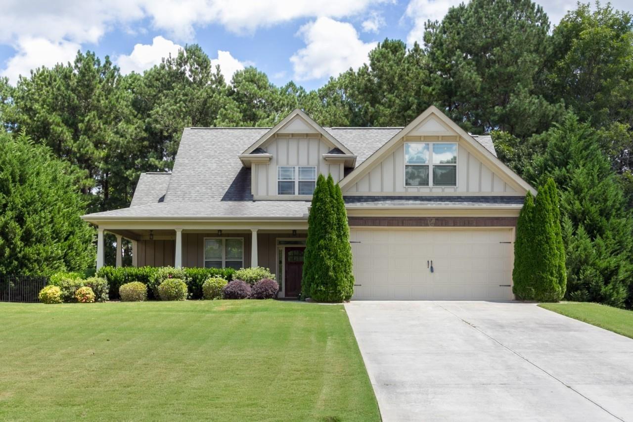 1516 Guthrie Crossing Drive, Loganville, GA 30052